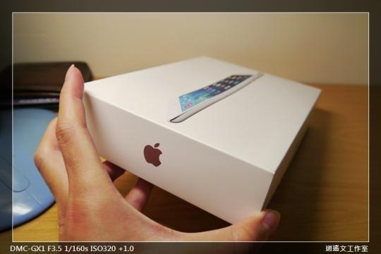 寫真 iPad mini 開箱 (3)