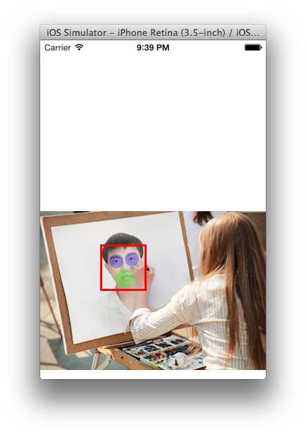 ios face detection 2