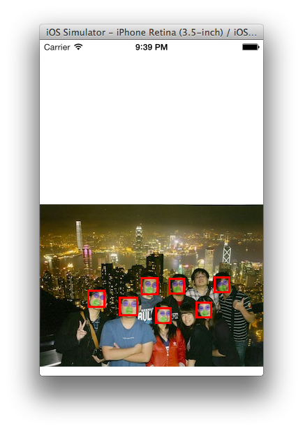 ios face detection 3