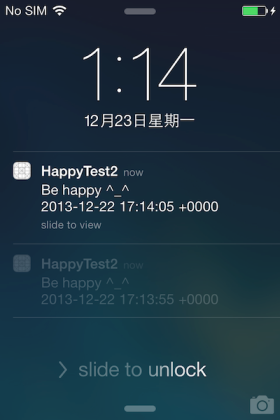 Local Notification in Particular Time2
