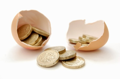 退休金 pension