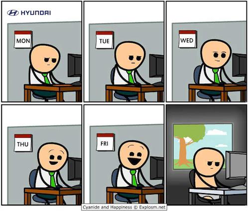 programmer's days