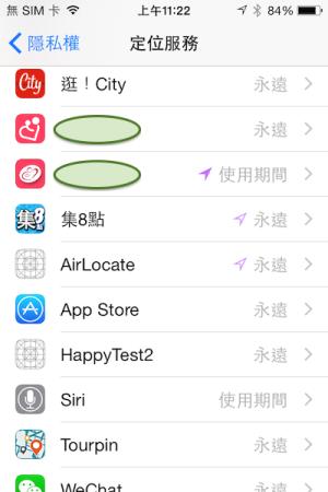 Core Location  iOS8_2