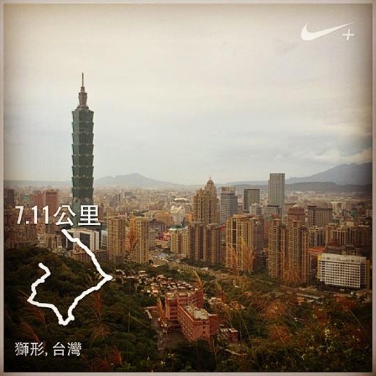 台北信義 四獸山 Instagram