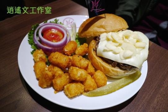 台北公館 拉芙漢堡 L.A.F Burger14