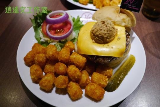 台北公館 拉芙漢堡 L.A.F Burger15