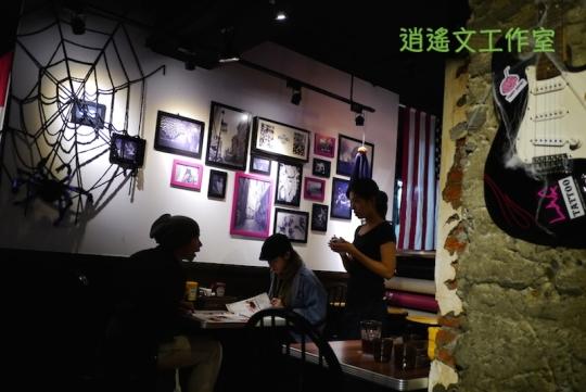 台北公館 拉芙漢堡 L.A.F Burger16