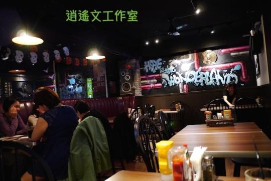台北公館 拉芙漢堡 L.A.F Burger18