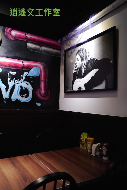 台北公館 拉芙漢堡 L.A.F Burger24