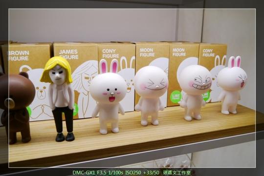 韓國明洞 Line Friends Store08