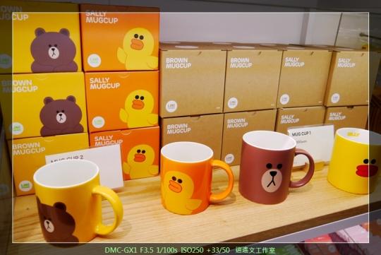 韓國明洞 Line Friends Store09