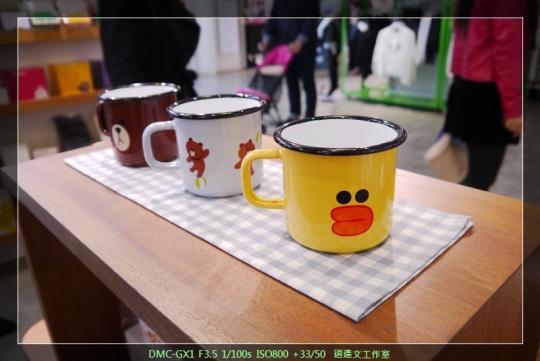 韓國明洞 Line Friends Store14