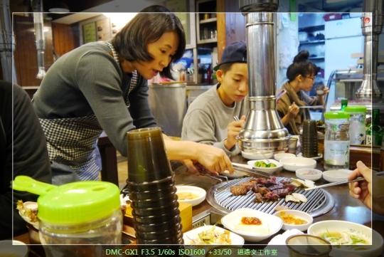 韓國東大門 韓國烤肉15