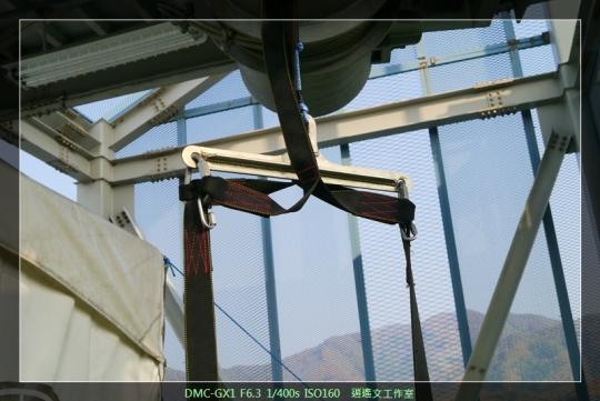 韓國首爾 在南怡島空中滑翔 (4)