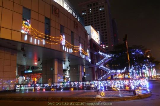 新北板橋 新北市歡樂耶誕城11