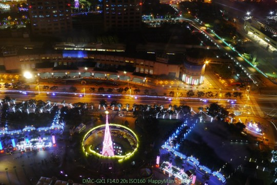 新北板橋 新北市歡樂耶誕城18