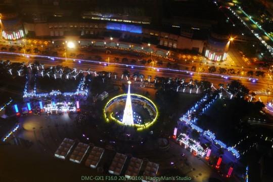 新北板橋 新北市歡樂耶誕城19