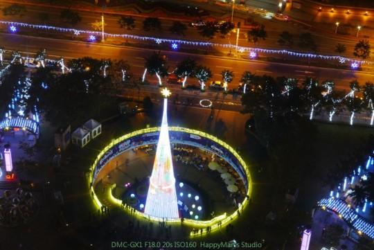 新北板橋 新北市歡樂耶誕城20