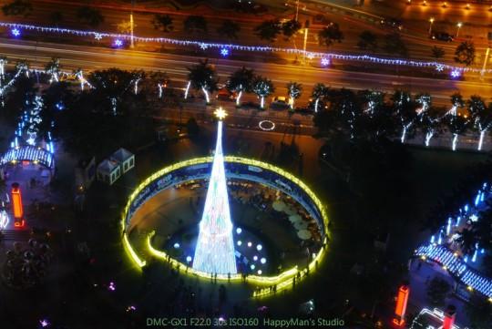 新北板橋 新北市歡樂耶誕城25