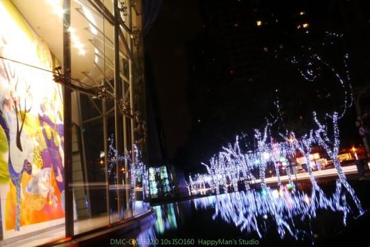 新北板橋 新北市歡樂耶誕城31