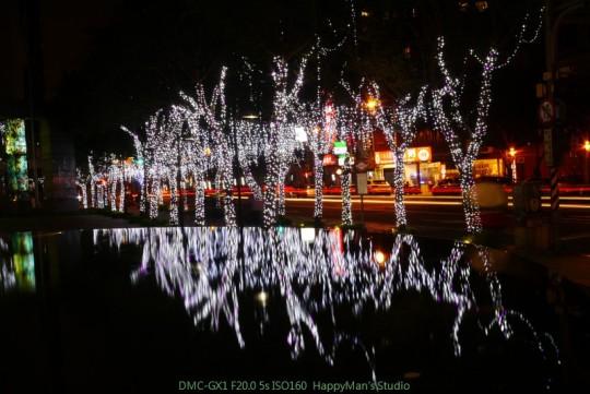 新北板橋 新北市歡樂耶誕城32