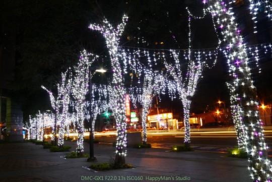 新北板橋 新北市歡樂耶誕城35