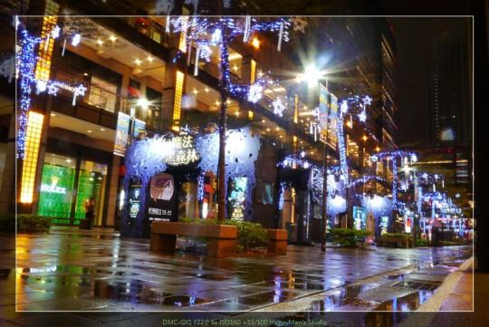 台北信義 台北101週邊夜拍14