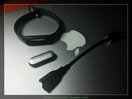 開箱 小米手環 Smart Bracelet05