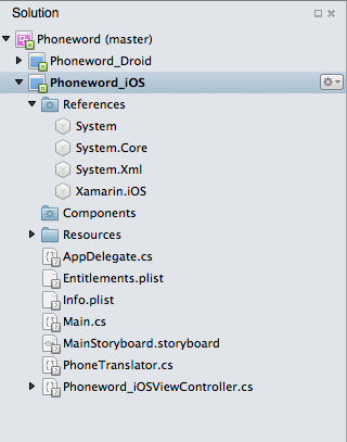 Xamarin iOS Application03