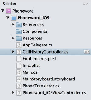 Xamarin phoneword00008