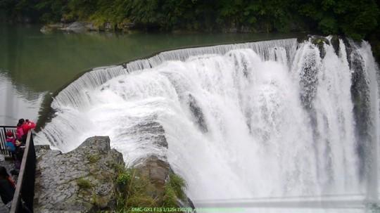 新北平溪 十分瀑布40