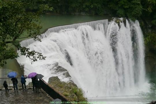 新北平溪 十分瀑布48