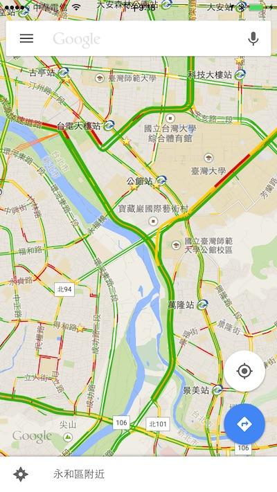 google map url scheme