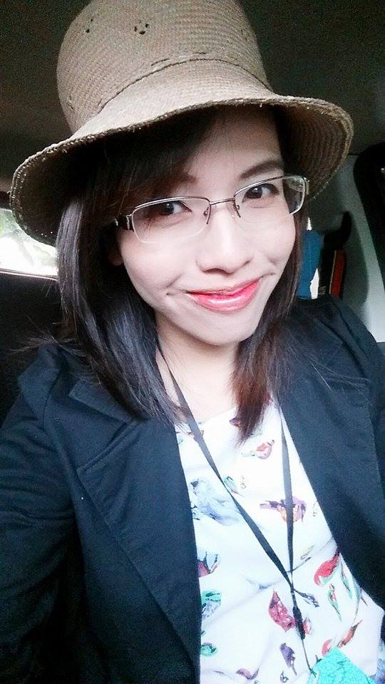 泰國女孩與大甲草帽3