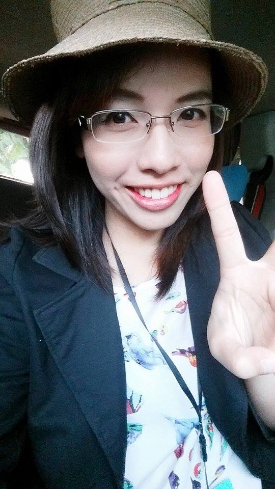 泰國女孩與大甲草帽4