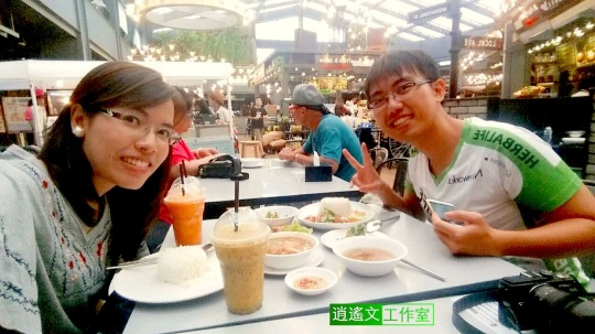 泰國曼谷 大食代 Food Republic
