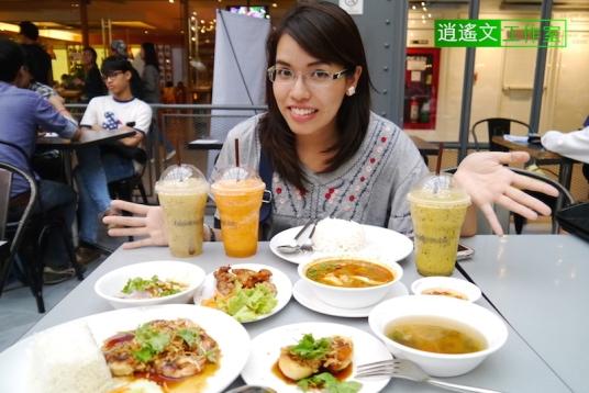 泰國曼谷 大食代 Food Republic00042
