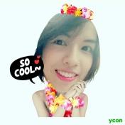 line ycon sticker w00007