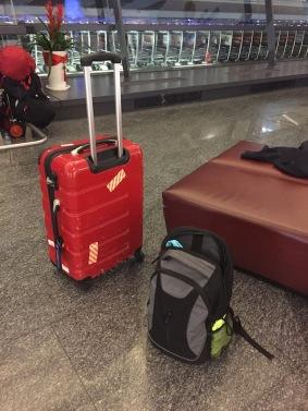 APP 快樂行李 iBeacon00001