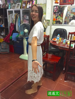 泰國女孩之東京著衣00005