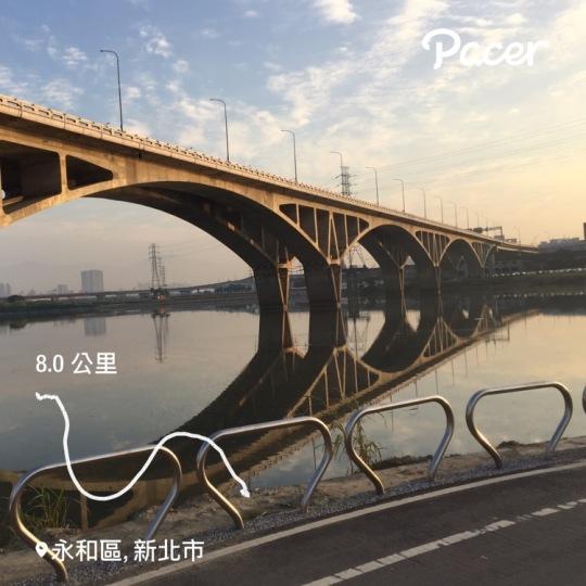 超慢跑團練21公里5