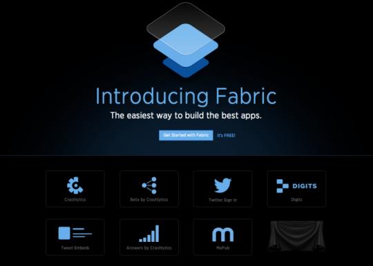Fabric Twitter