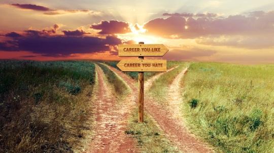 選擇自己的路