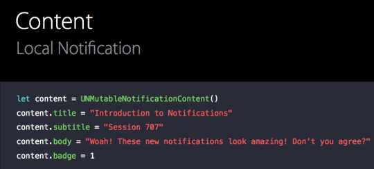 WWDC 介紹通知 Introduction to Notifications00002