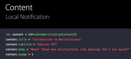 WWDC 介紹通知 Introduction to Notifications00002