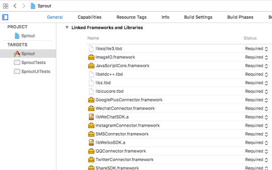 iOS 靜態庫、動態庫、Framework的區別