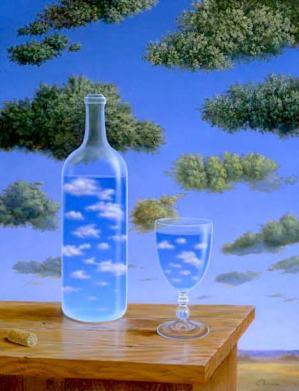 雲在青天水在瓶