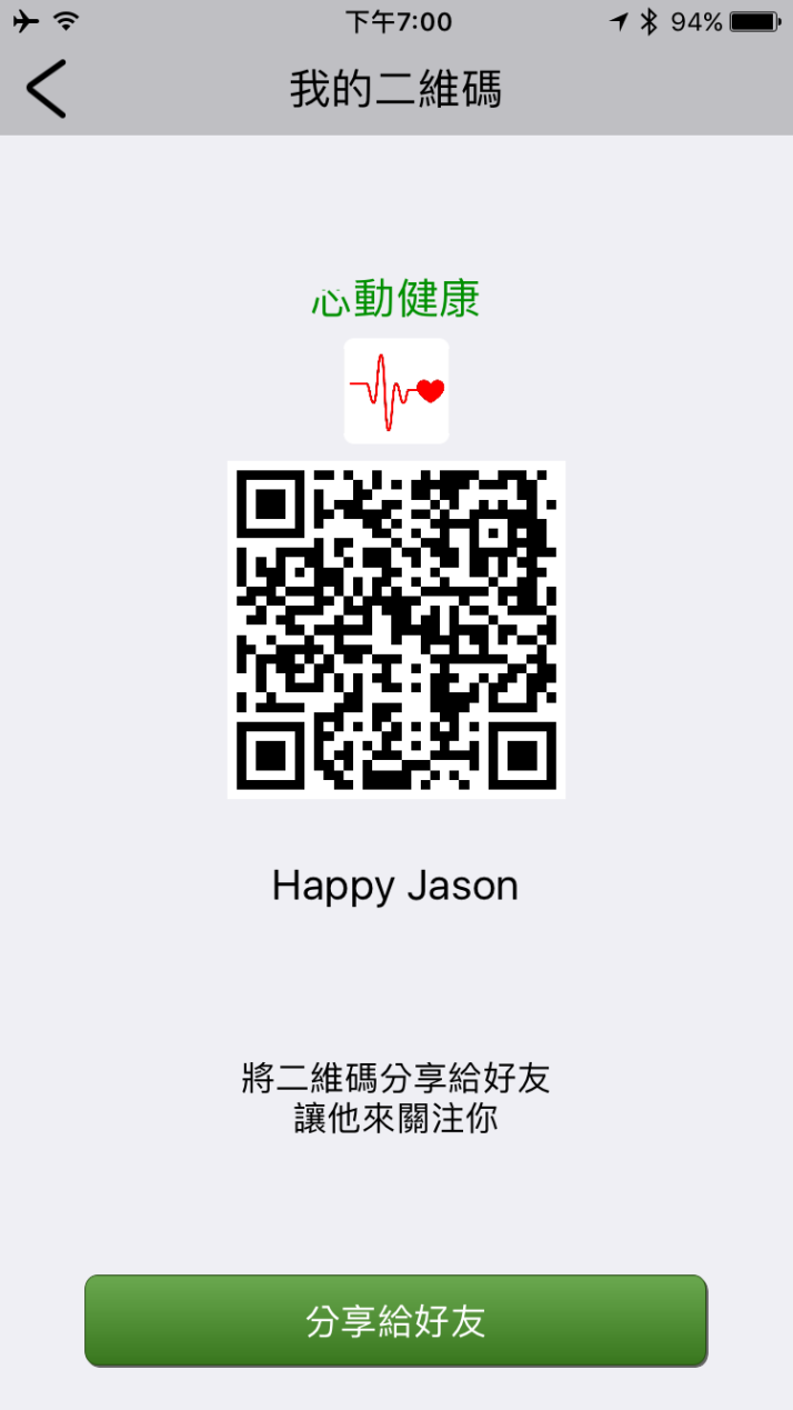 iOS 讀取影像中QRCode.PNG