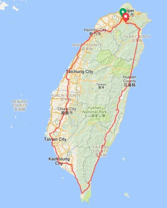 環島九天−馭風騎士團路線圖.JPG