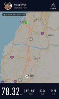環島小米運動紀錄第3天00001